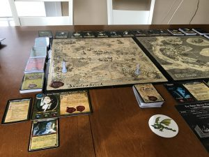 A Touch of Evil Tabletop game