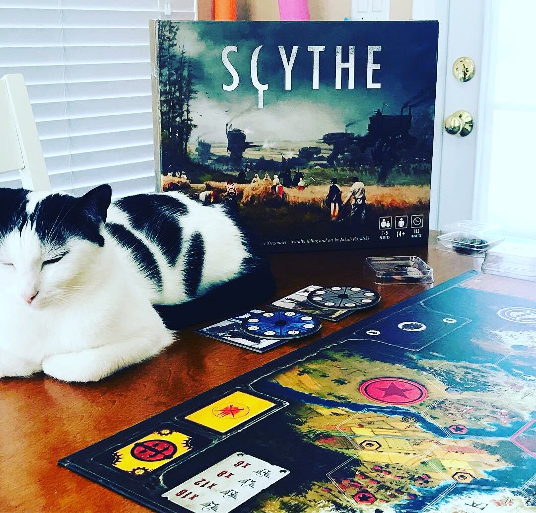 Tabletop Games Good for Two Players