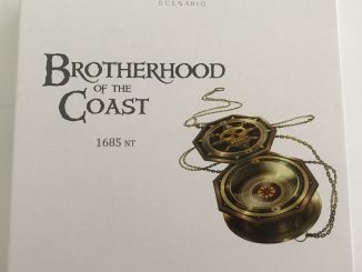 Brotherhood of the Coast. A pirate game.