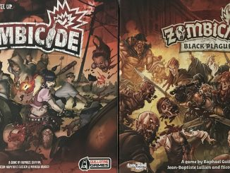 Zombicide and Zombicide: Black Plague